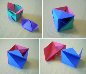 立方体シリーズ