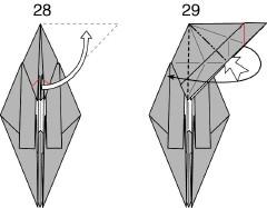 『本格折り紙』図のミス5