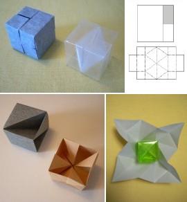 三角穴立方体他