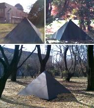 国立天文台のピラミッド
