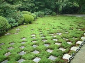 東福寺方丈北庭