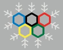 冬季五輪のマーク