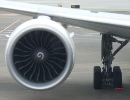 ジェットエンジンのうずまき