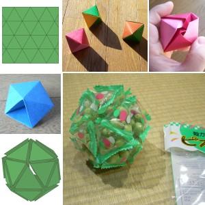 正二十面体≒正四面体×20