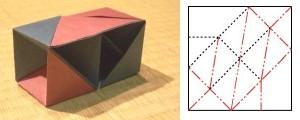 ふたつの立方体