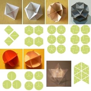 スリット多角形モジュール