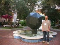 Snub cube at Caltech
