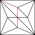 折鶴の基本形