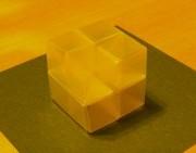 八分割立方体