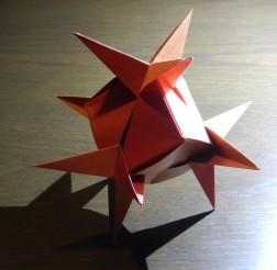 トゲトゲ立方体