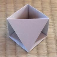 三角切断立方体