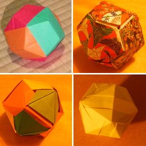 Six-module-polyhedra