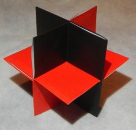 Cartesian Dual Origami