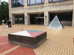 武蔵野美術大学のピラミッド