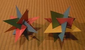 長谷川さんの組みパズル