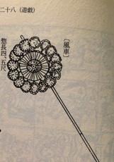 風車(『守貞謾稿』)