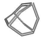 四面体チェーンモジュール