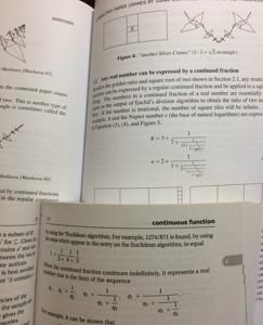 『オクスフォード数学辞典』と『Origami ^7』