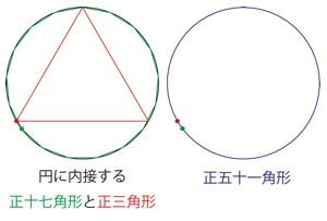 正51角形