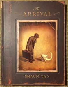 『The Arrival』(Shaun Tan)