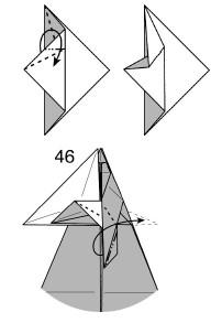 『本格折り紙』図の「ミス」7